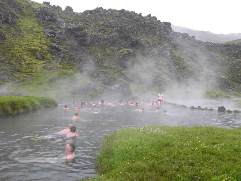 Iceland U2019s Top Geothermal Pools