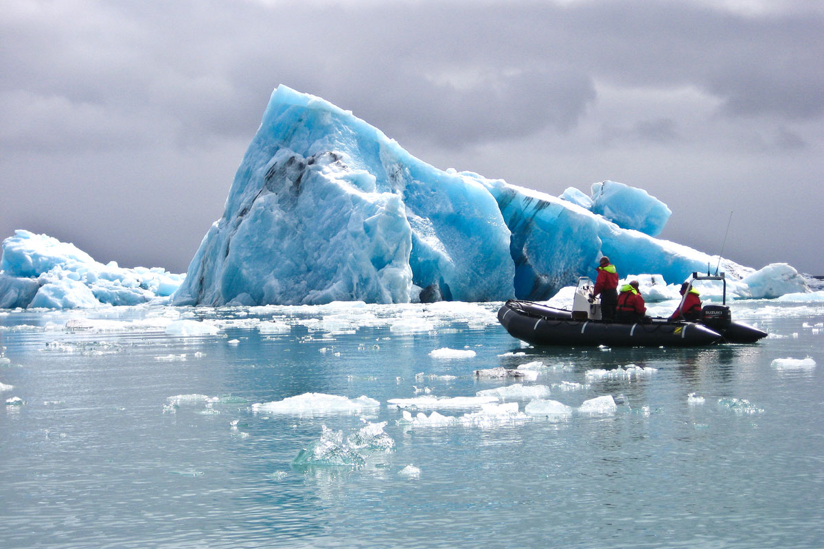 Things To Do In The Largest Glacier Lagoon In Iceland